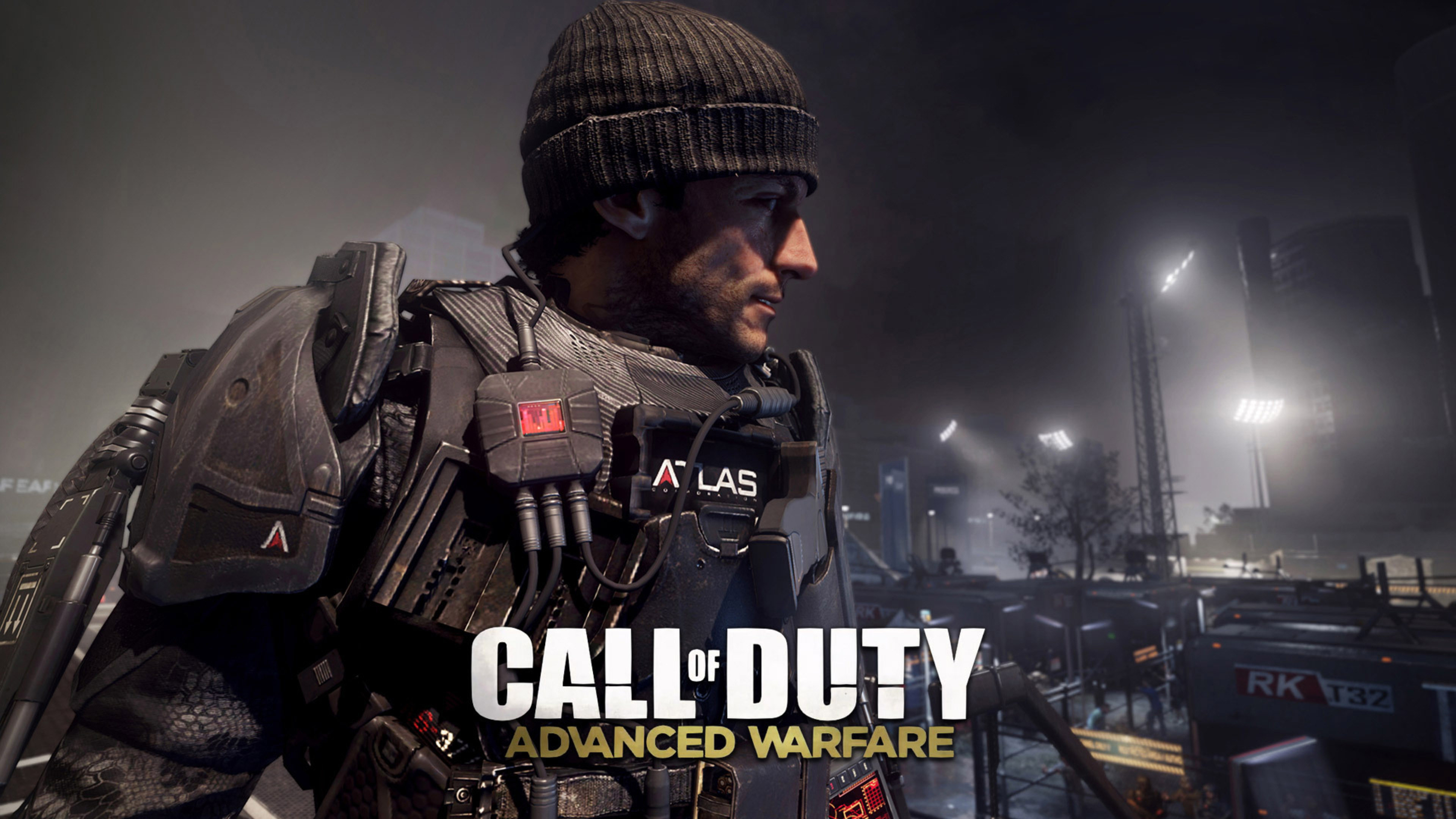 Call Of Duty Advanced Warfare باللغة العربية