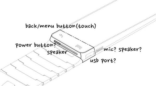 Samsung Galaxy Gear ساعة سامسونج الذكية