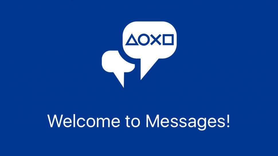 سوني تطرح تطبيق محادثة PlayStation Messages