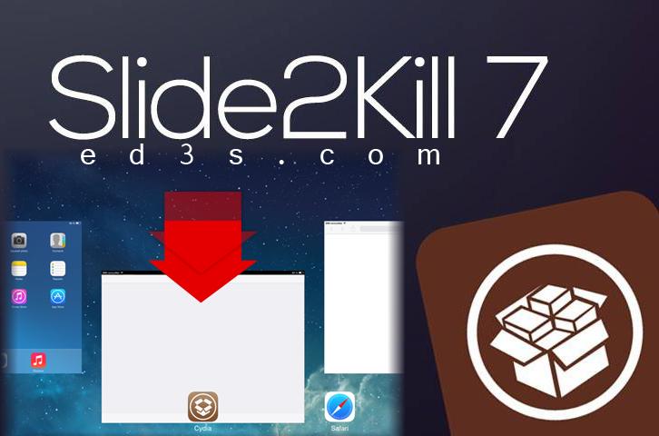 Photo of اداة Slide2kill 7 اغلاق جميع التطبيقات في الخلفية