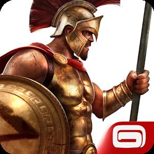 لعبة Age of Sparta على الايفون والاندرويد وويندوزفون