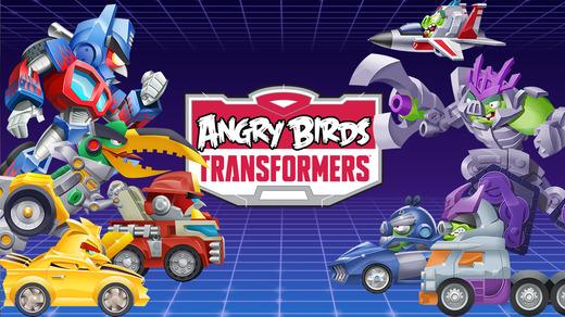 تحميل لعبة Angry Birds Transformers الطيور الغاضبة