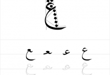 Photo of موقع لتعليم خط النسخ العربي وبعدة لغات