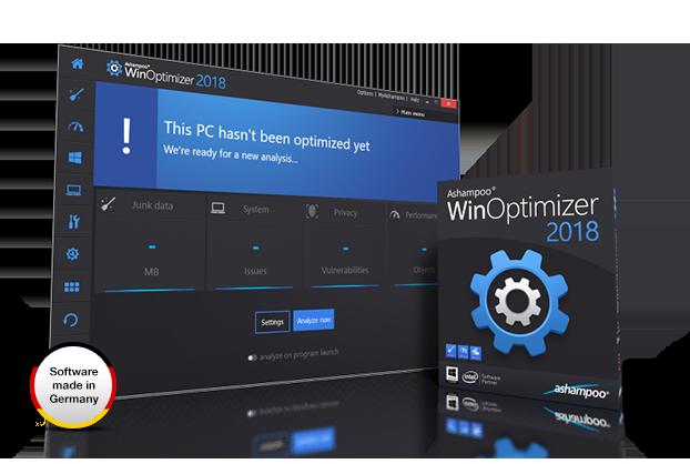 برنامج WinOptimizer تحسين اداء نظام ويندوز