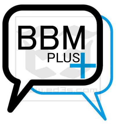 تحميل BBM Plus 2.13.1.14 بي بي ام بلس