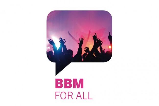 تحميل تطبيق ماسنجر البلاك بيري BBM للاندرويد والايفون