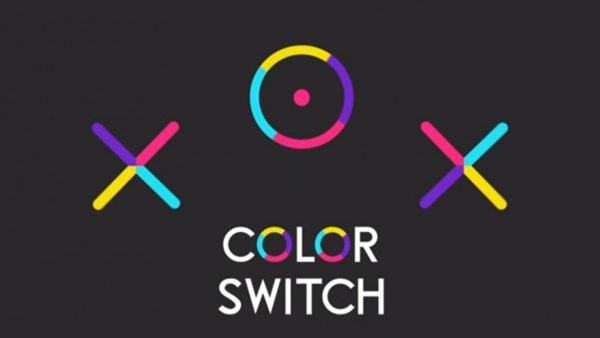 تحميل لعبة Color Switch للايفون والاندرويد