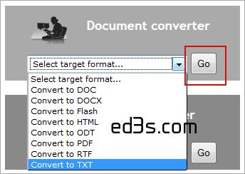 Photo of Online Convert لتحويل اي صيغة ونوع من الملفات