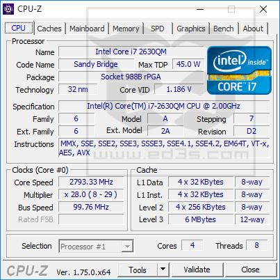 CPU-Z كيف تعرف معلومات مفصلة عن كمبيوتر