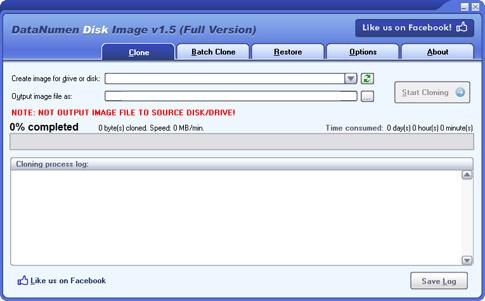 Photo of برنامج DataNumen Disk Image نسخ احتياطي للهاردسك