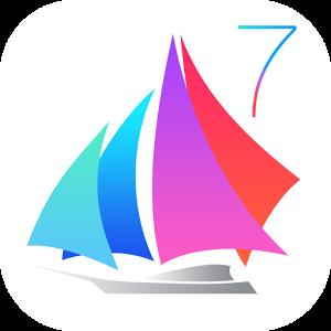 Espier تثبيت iOS 7 على الاندرويد لانشر وقفل شاشة