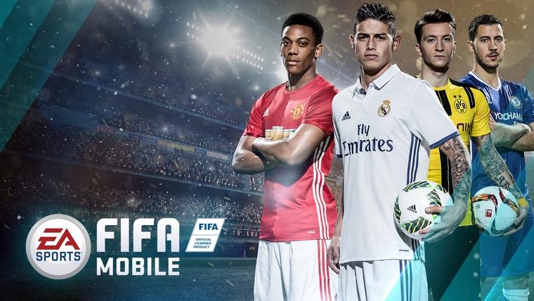 تحميل لعبة فيفا موبايل FIFA Mobile Football للايفون والاندرويد