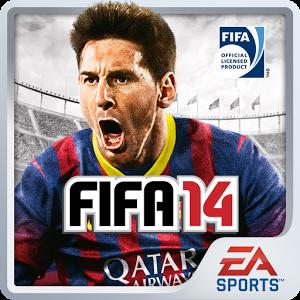 تحميل لعبة FIFA 14 by EA SPORTS مجانا للاندرويد والايفون