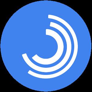 تطبيق Flynx للاندرويد فتح الروابط في الخلفية