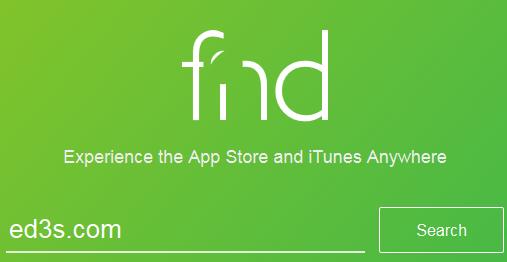 Fnd.io محرك بحث لتطبيقات الايفون والايباد وبديل الابستور