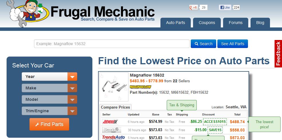 frugalmechanic_com