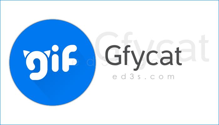 تطبيق Gfycat انشاء وعمل الصور المتحركة GIF