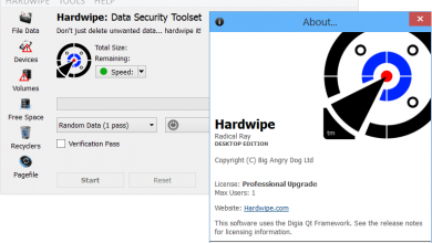 Photo of برنامج Hardwipe كيف تقوم بمسح الملفات والصور بشكل نهائي من جهازك