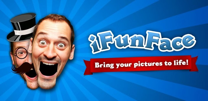 تطبيق iFunFace لانتاج مقاطع الفيديو الساخرة