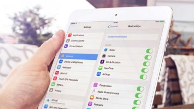 Photo of كيفية تفعيل القيود Restrications في iOS 12 للايفون
