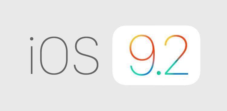 تحميل iOS 9.2 للايفون والايباد والايبود بروابط مباشرة IPSW