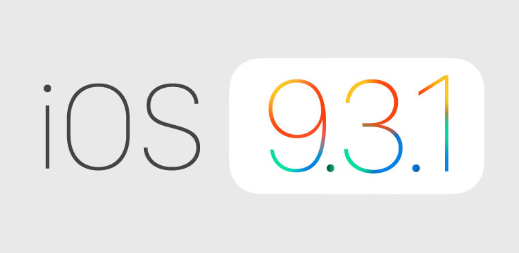Photo of تحميل iOS 9.3.1 IPSW روابط مباشرة للايفون والايباد