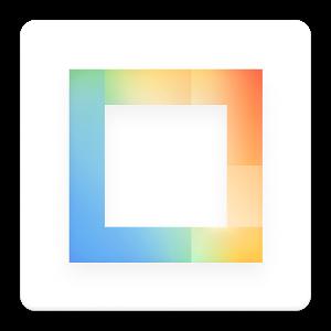 تطبيق Layout من انستقرام لدمج الصور