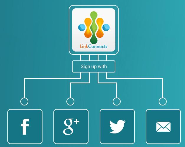LinkConnects ادارة حسابات التواصل الاجتماعي من مكان واحد