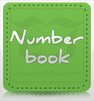 numberbook-2013