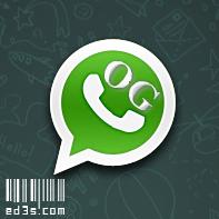 تحميل OGWhatsApp 2.11.315 تشغيل رقمين على الاندرويد