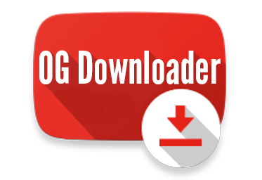 تحميل تطبيق OG Youtube 0.9 تنزيل الفيديو من اليوتيوب