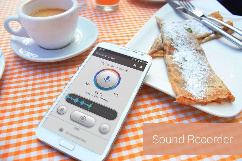 تطبيق Recordr للاندرويد مسجل صوتي بجودة عالية