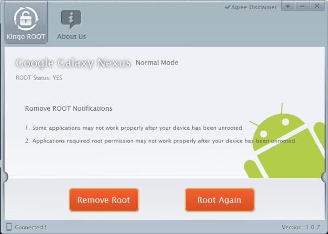 Kingo Android Root اسهل طريقة لتركيب روت للاندرويد