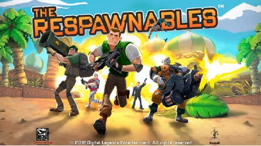 Respawnables لعبة حرب الاصدقاء online للاندرويد