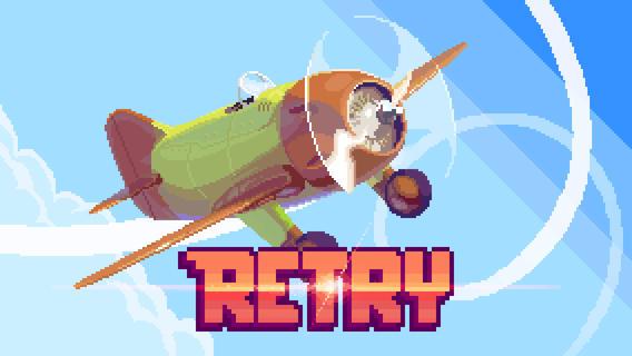 Rovio تطلق لعبة RETRY الشبيهة بلعبة فلابي بيرد
