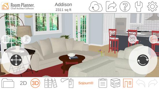 تطبيق Room Planner LE Home Design تصميم منزلك