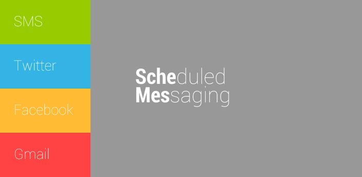 Schemes رسائل مجدولة على تويتر والفيس بوك و SMS
