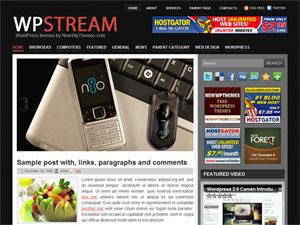 Photo of قالب wpstream المعرب