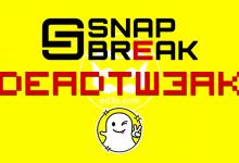 Photo of DeadTweak تحميل وتثبيت سناب بريك SnapBreak مجانا للايفون