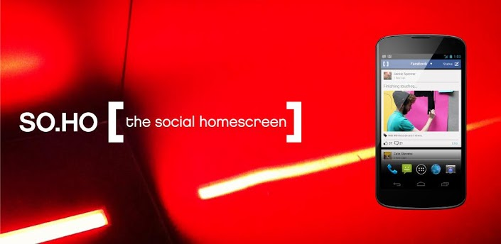 Photo of SOHO Social Launcher لانشر المواقع الاجتماعية