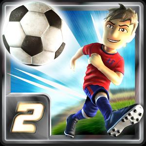 لعبة كرة القدم Striker Soccer 2 للاندرويد والايفون