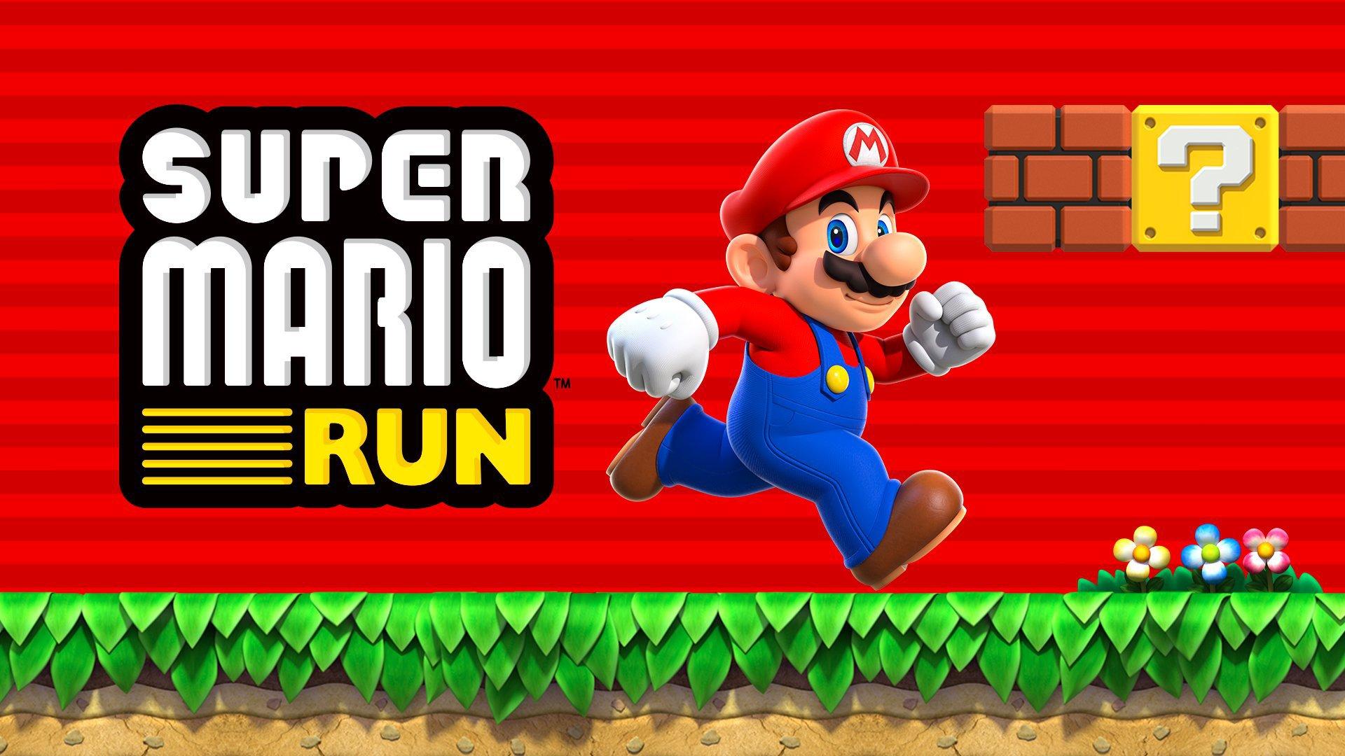 تحميل لعبة سوبر ماريو رن Super Mario Run