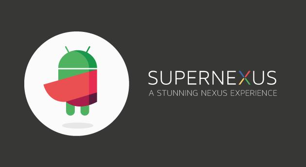 روم SuperNexus 3.0 اندرويد 4.3 للجالكسي اس2-3 والنوت