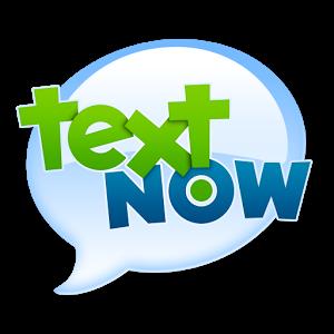 تطبيق TextNow للرسائل والمكالمات على الاندرويد والايفون