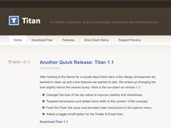 Photo of تعريب قالب titan