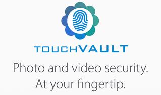 تطبيق Touch Vault اغلاق الصور والفيديو بالبصمة في الايفون