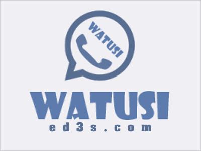 اداة Watusi للواتساب في الايفون اخفاء الظهور والصح الثاني