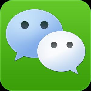 تطبيق الدردشة WeChat على الاندرويد والايفون والبلاكبيري