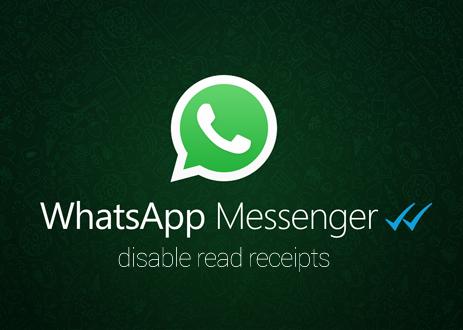 اداة WhatsApp Read Receipt Disabler تعطيل قراءة الرسالة في الواتساب