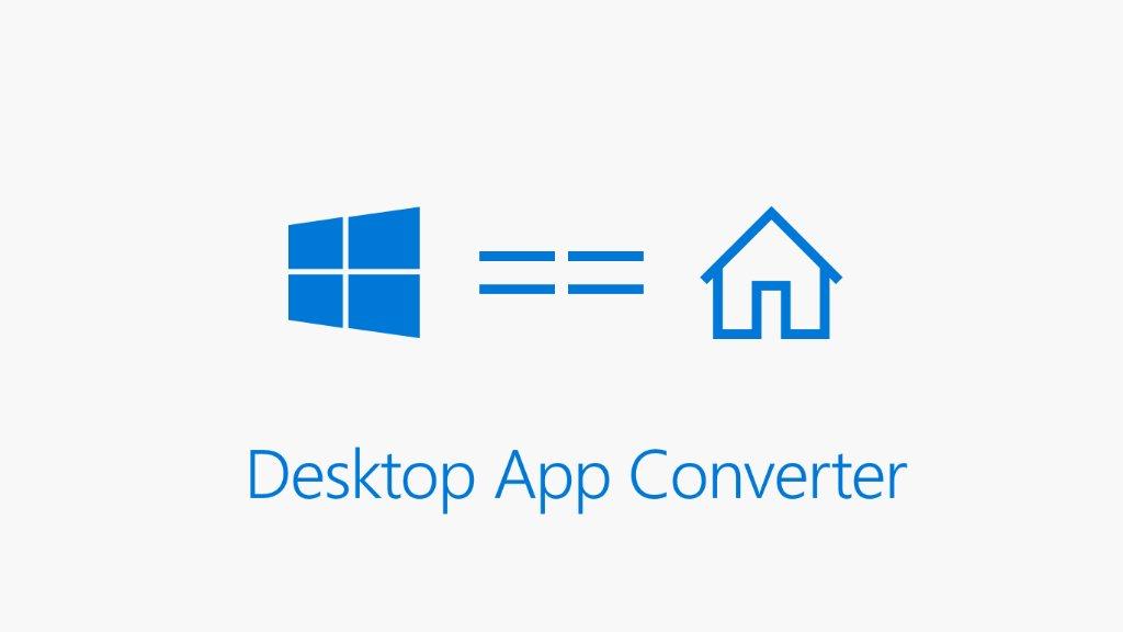اداة Desktop App Converter تحويل البرامج القديمة